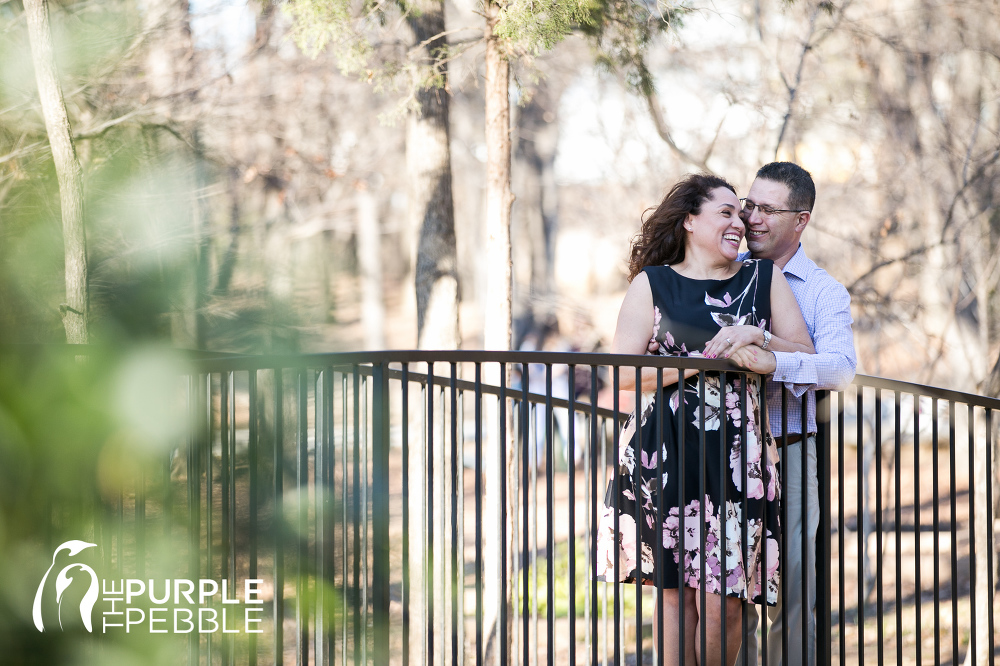 Downtown Grapevine Engagement Session