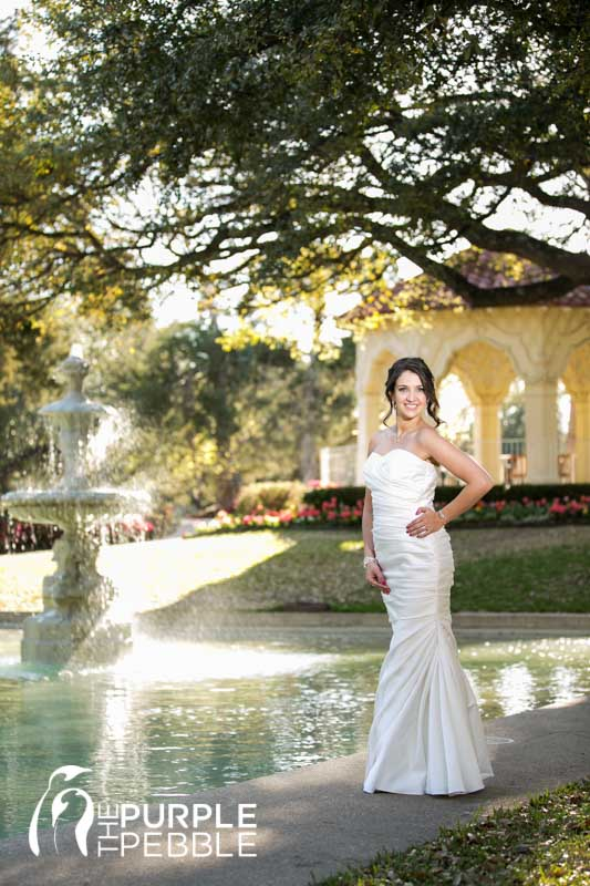 classic bridal water fountain water feature highland park