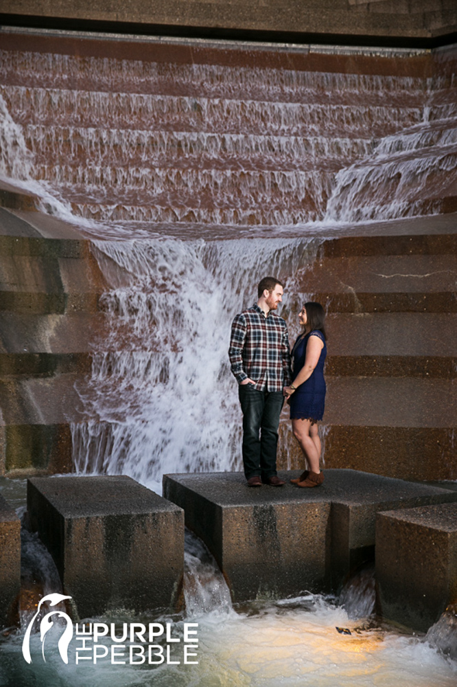 Fort worth water gardens active pool texas the purple - Fort worth water gardens wedding ...