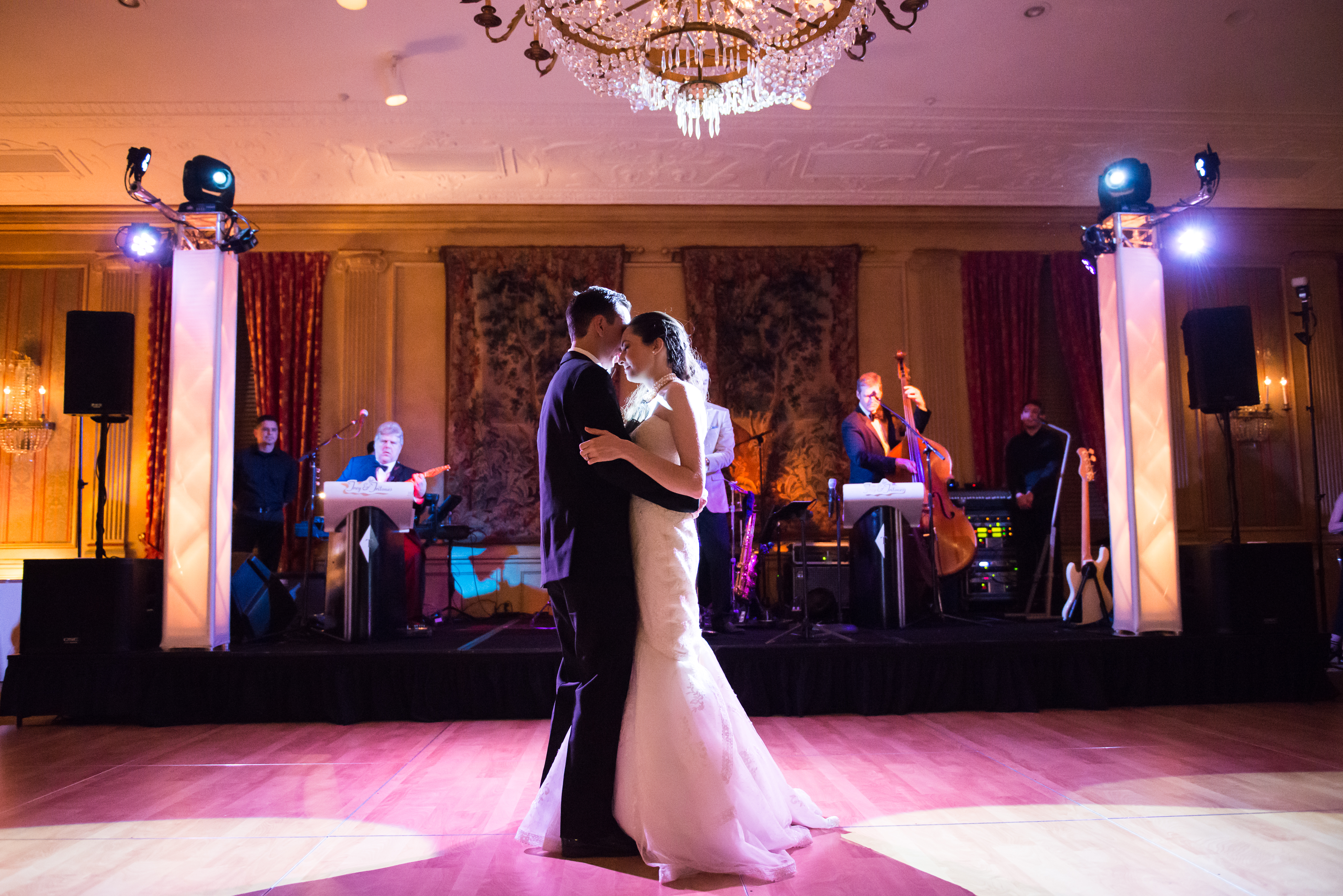 Bride groom romantic first dance the purple pebble dallas fort bride groom romantic first dance junglespirit Image collections