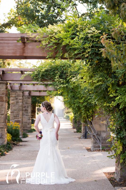 Fort Worth Botanic Gardens Downtown Bridals Jordan