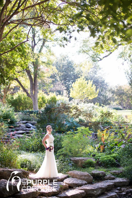 Fort worth botanic gardens downtown bridals jordan - Fort worth water gardens wedding ...