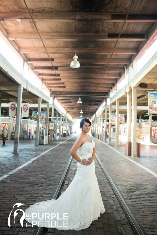 Bridals Fort Worth Stockyard Station The Purple Pebble Dallas Wedding Photographers